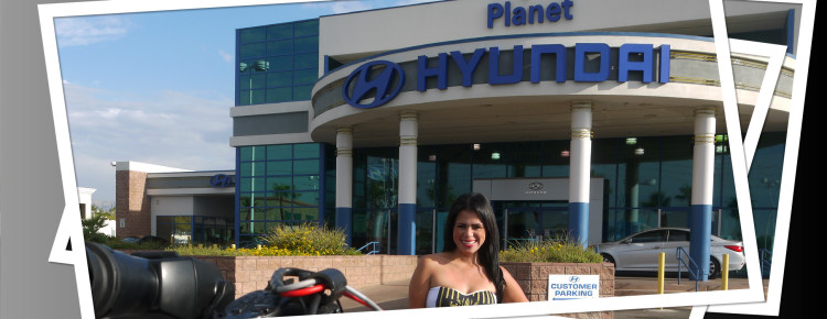 Spanish Spokesperson For Planet Hyundai