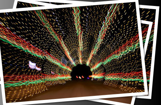 Glittering lights kicks off 2014 in style at the las vegas for Motor speedway las vegas christmas lights