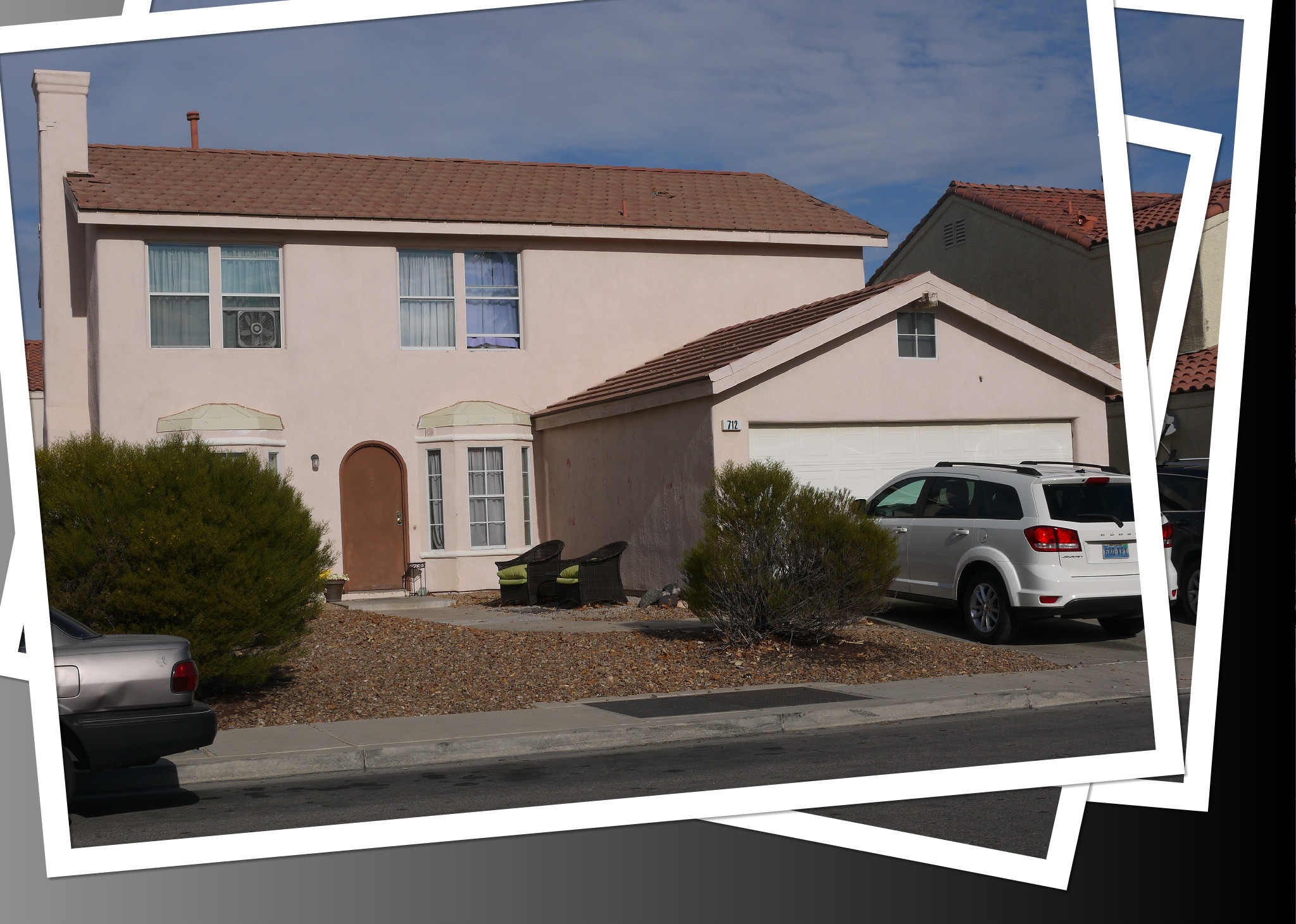 The simpsons house has been remodeled in las vegas for 742 evergreen terrace real life
