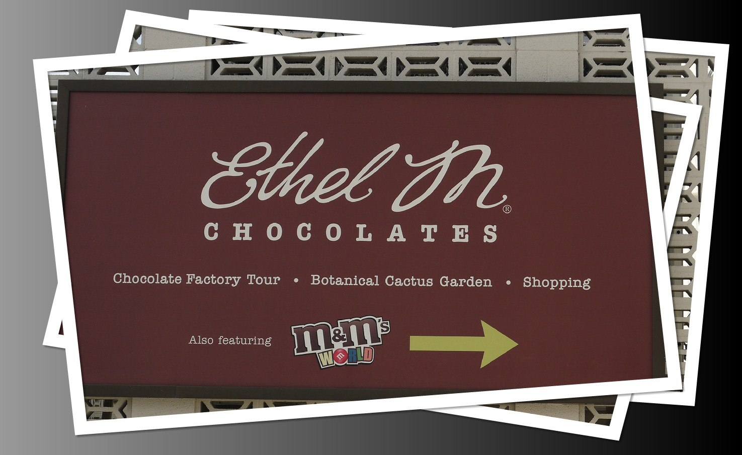 Ethel M Chocolates - Super cute chocolate factory! - RosarioKnows.com