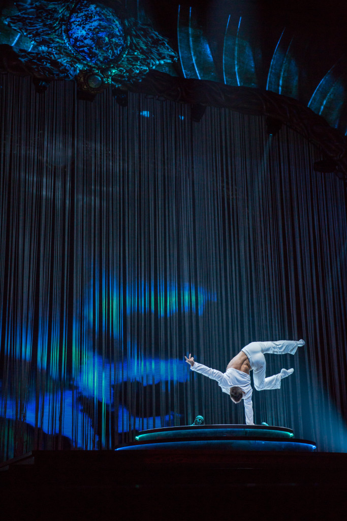 Summer Fun With Cirque Du Soleil Zarkana Delivers Rosarioknowscom