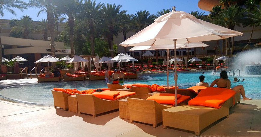See you next time at the cabana club at red rock casino resort for Las vegas swimming pools open to public