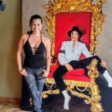 Michael Jackson's house is now home to much of Liberace's collection