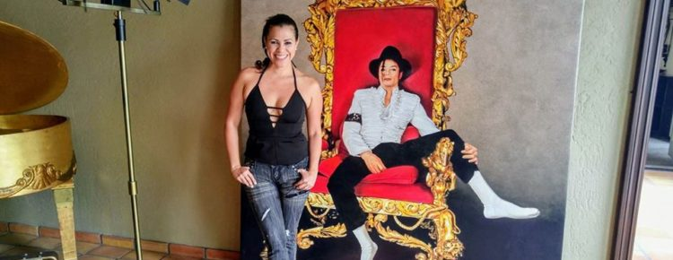 Excellent Michael Jacksons House Is Now Home To Much Of Liberaces Andrewgaddart Wooden Chair Designs For Living Room Andrewgaddartcom