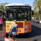 My introduction to San Diego with Old Town Trolley Tours